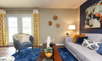 Living Room, MarQ Vestavia, 2
