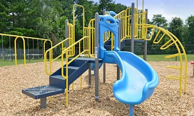 Playground, Milbrook Park Apartments, 2