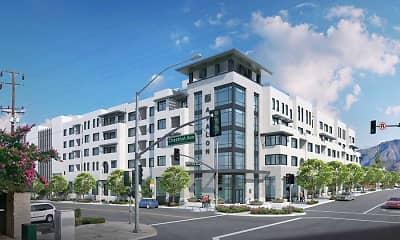 Building, Avalon Monrovia, 2