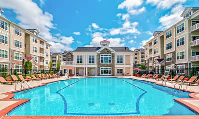 Pool, The Elms At Clarksburg Village, 0