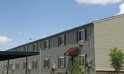 Building, Maple Creek, 1