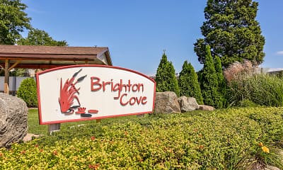 Community Signage, Brighton Cove, 2