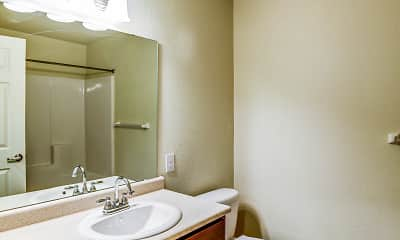 Bathroom, Granite Pointe Apartment Homes, 2