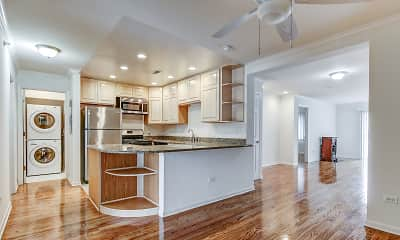 Kitchen, The Maples, 0