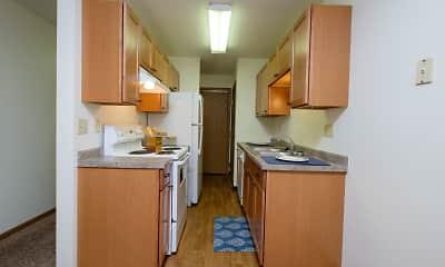 Kitchen, Luxford Court Apartment Community, 0