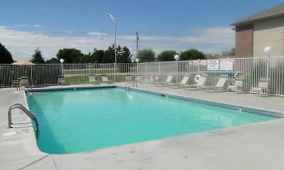 Pool, Stoneridge Apartments, 0