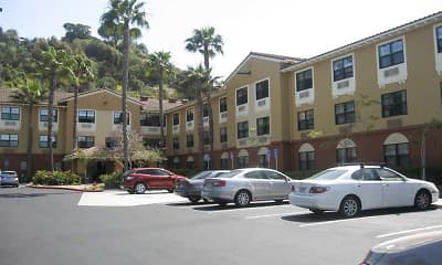 Building, Furnished Studio - San Diego - Hotel Circle, 0