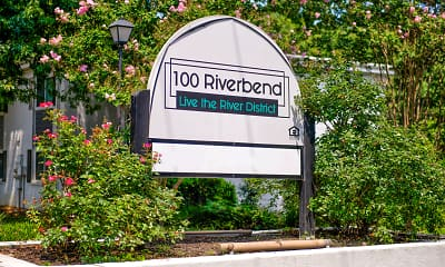 Community Signage, 100 Riverbend, 2