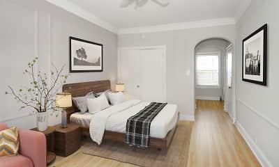 Living Room, 1049 W. Oakdale, 1