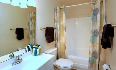 Bathroom, Londontown, 2