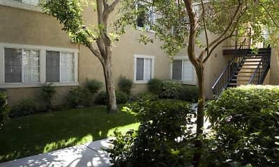 Building, Magnolia Villas, 1