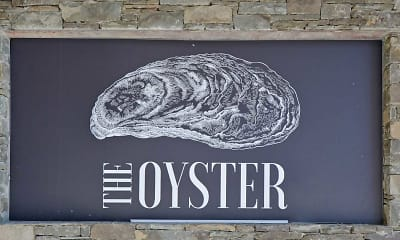 Community Signage, The Oyster, 2