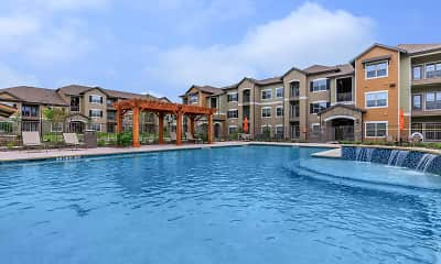 Pool, Cypress Creek Apartments Homes at Hazelwood, 1