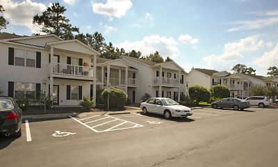 Building, Birch Pond Apartments, 1