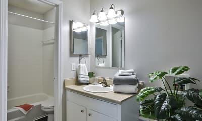 Bathroom, Latitude at West Ashley, 2