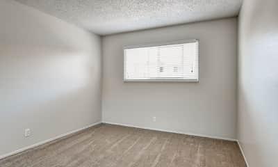 Bedroom, Solaris Apartments, 2
