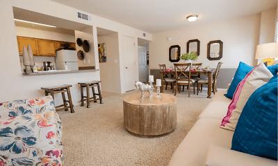 Living Room, Remington, 1