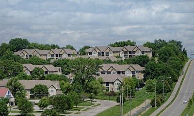 View, Pinnacle Woods Apartments, 0