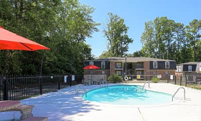 Pool, The Park at Forestdale, 2