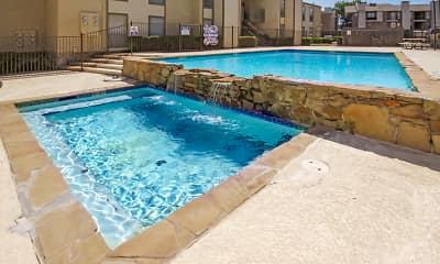 Pool, Foxglove, 1