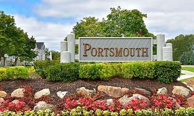 Community Signage, Portsmouth, 0