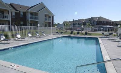 Pool, Irvington Heights, 0