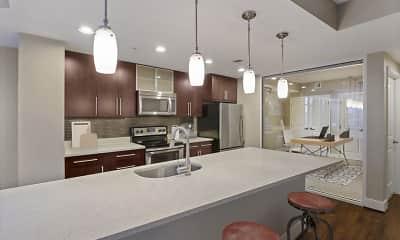 Kitchen, Camden Noma, 1