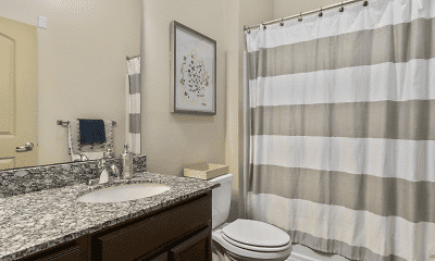 Bathroom, Northpoint Crossing, 2