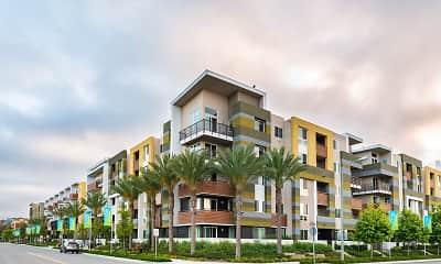 Fusion Apartments, 1
