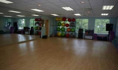 Fitness Weight Room, Hedingham Townhomes, 2