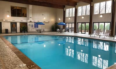 Pool, Ballantrae Apartments, 2