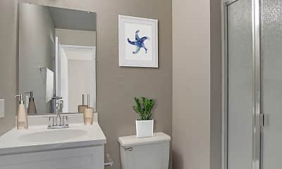 Bathroom, The Aurora, 2