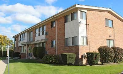 Building, Elmsleigh Apartments, 1