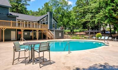Pool, The Fields Peachtree Retreat, 1
