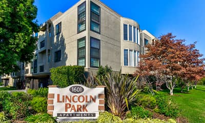 Community Signage, Lincoln Park, 0