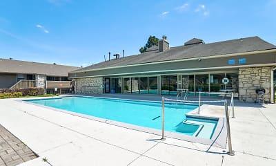 Pool, Cobblestone, 0