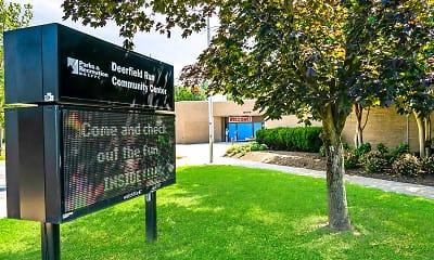 Community Signage, Deerfield Run & Village Square North, 0