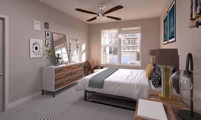 Bedroom, Tela Verde Apartments, 1
