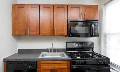 Kitchen, Highland Montgomery, 1