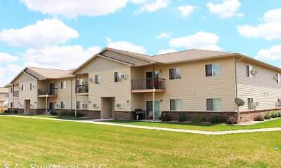 Building, Pine View Estates, 1