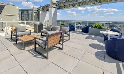 Patio / Deck, 360 Market Square, 2