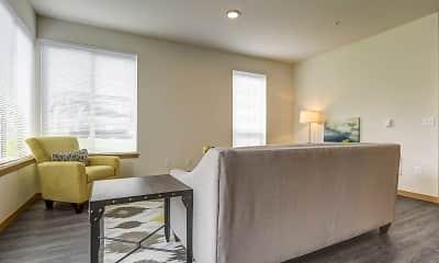 Living Room, Park77, 1