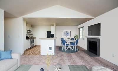 Living Room, Murrayhill Park, 2
