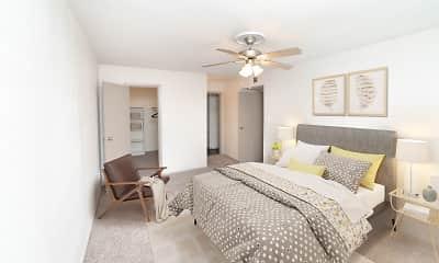 Bedroom, The Element, 0
