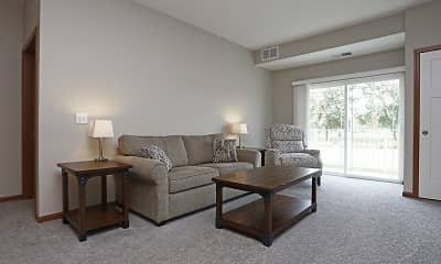 Living Room, Powers Ridge Senior Living, 2