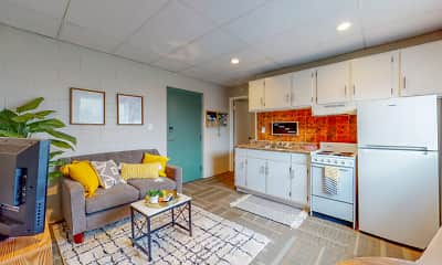 Kitchen, The Valley Green, 1