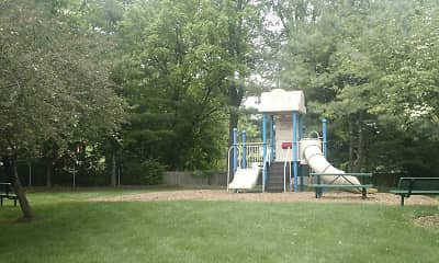 Playground, Victoria Village Apartments, 2