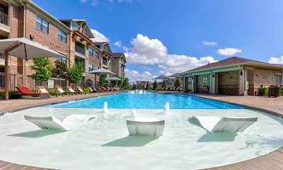 Pool, Sorrel Fairview Apartments, 0