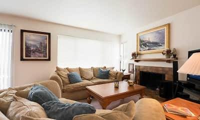 Living Room, Sea Brim East Apartments, 1