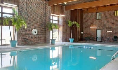 Pool, Appletree Apartments, 0